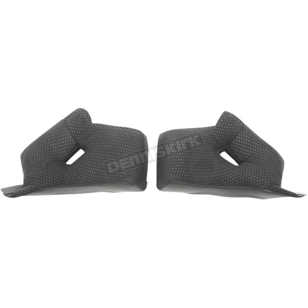 AGV Replacement AX-8 Dual Sport Cheek Pads - KIT76142999