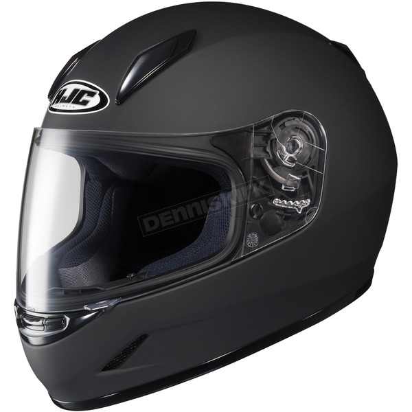 HJC Youth CL-Y Matte Black Helmet - 224-614