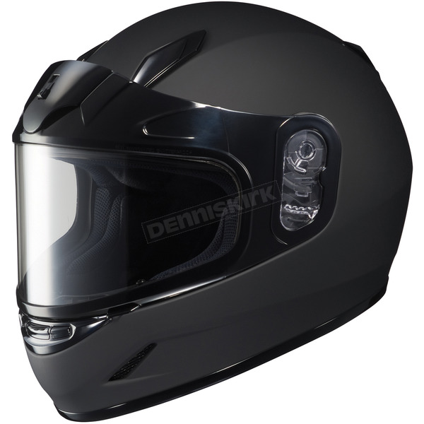 HJC Youth Matte Black CL-YSN Helmet - 223-614