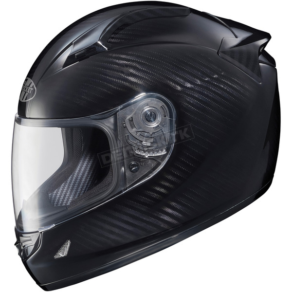 Joe Rocket Black Titanium Speedmaster Helmet - 126-653