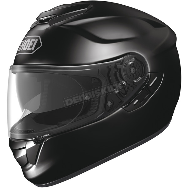 Shoei Helmets Black GT-Air Full Face Helmet - 0118-0105-05