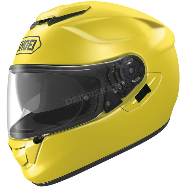 Shoei Helmets Brilliant Yellow GT-Air Helmet - 0118-0123-06