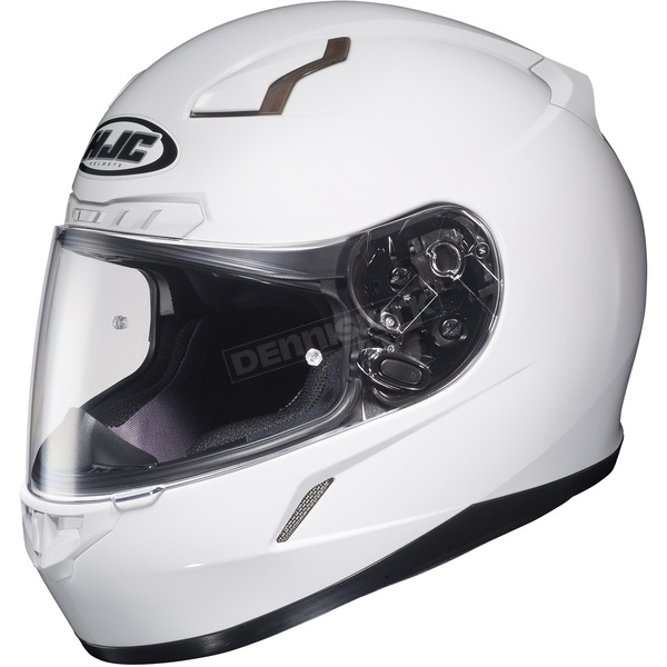HJC White CL-17 Helmet - 824-142