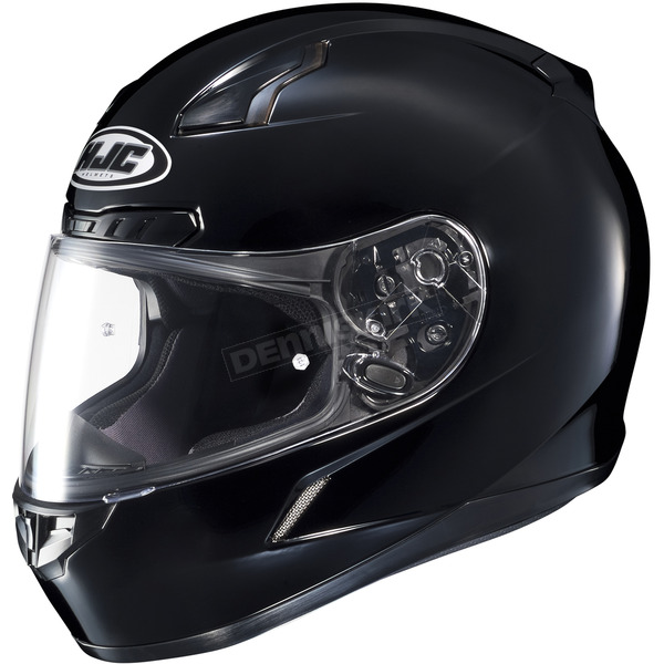HJC Black CL-17 Helmet - 824-606