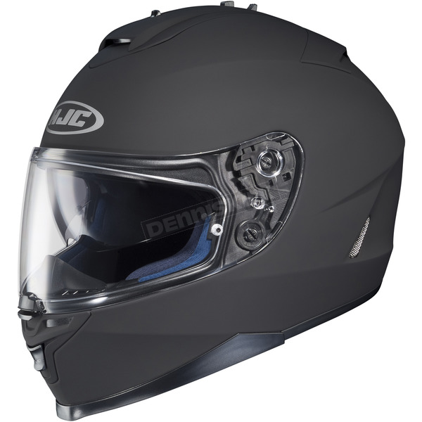 HJC Matte Black IS-17 Helmet - 582-613