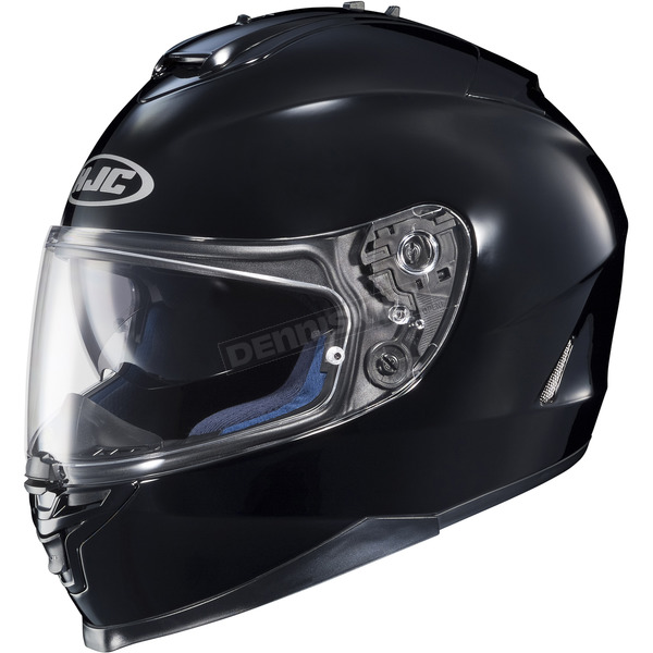 HJC Black IS-17 Helmet - 58-4609