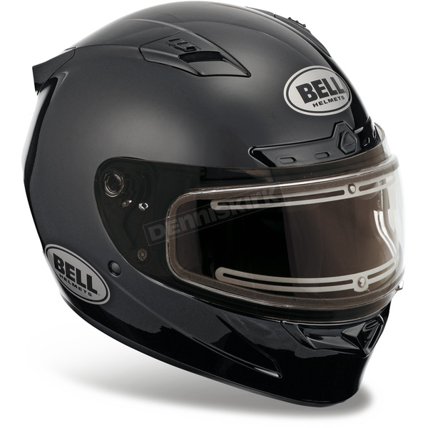 Bell Helmets Black Vortex Snow Helmet with Electric Shield - 2035543