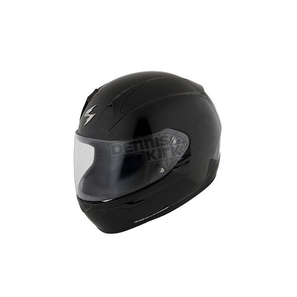 Scorpion Black EXO-R410 Helmet  - 41-0035