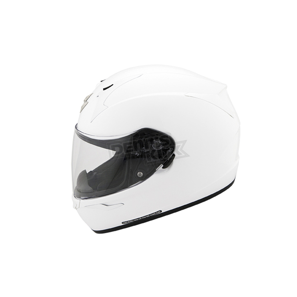 Scorpion White EXO-R410 Helmet  - 41-0053