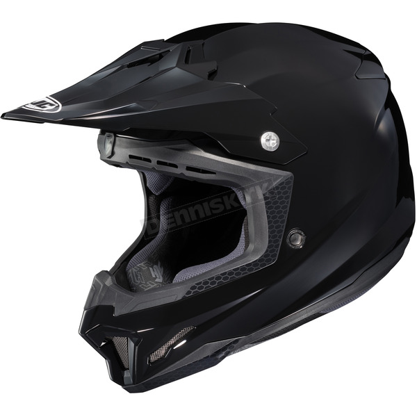 HJC Black CL-X7 Helmet - 740-603
