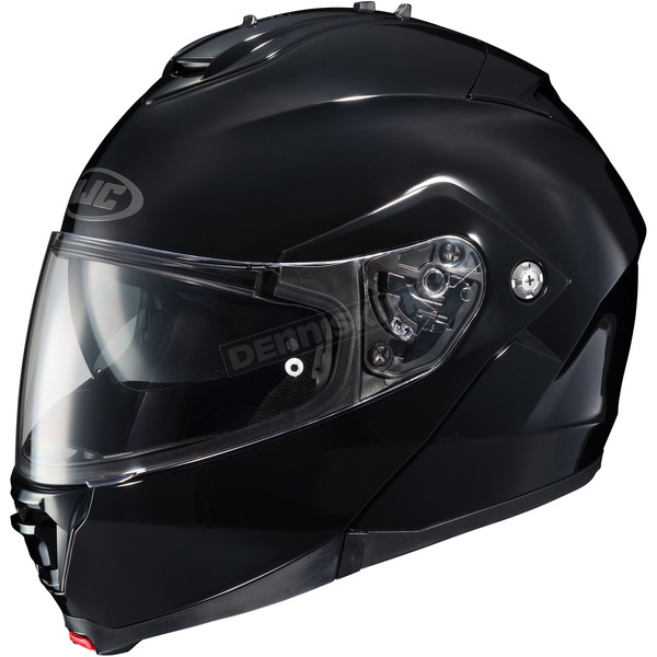 HJC Black IS-MAX II Modular Helmet - 58-3504