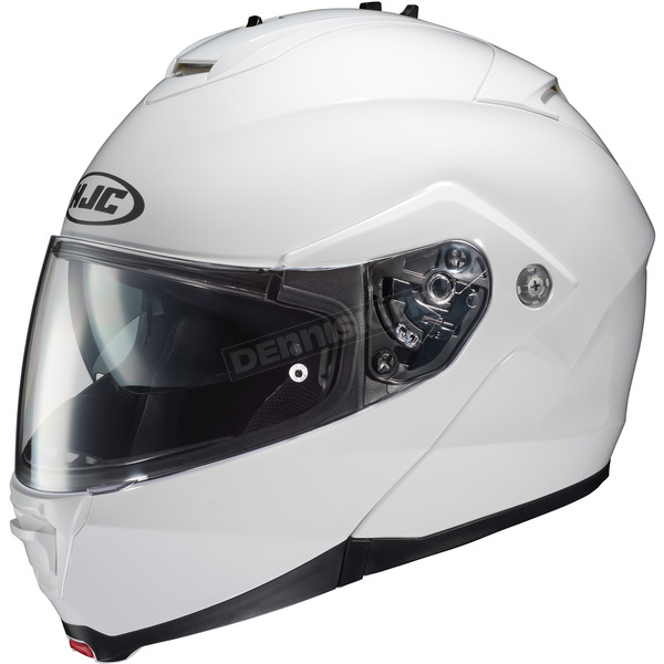 HJC White IS-MAX II Modular Helmet - 980-146