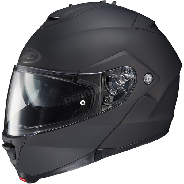 HJC Matte Black IS-MAX II Modular Helmet - 980-619