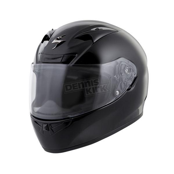 Scorpion Black EXO-R710 Helmet - 71-0032