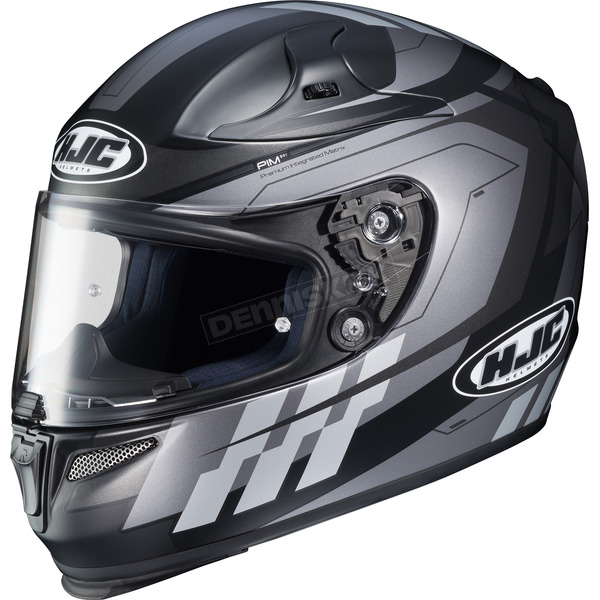 HJC Black/Gray RPHA-10 Pro Cypher MC-5F Helmet - 1599-856