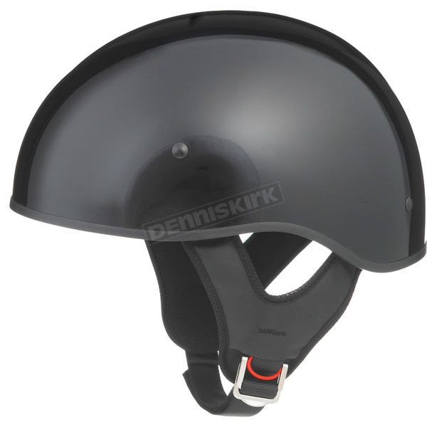 Black GM65 Naked Half Helmet