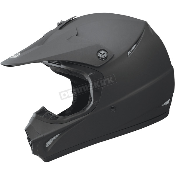 GMax Youth Matte Black GM46.2 Helmet - 72-6650YL