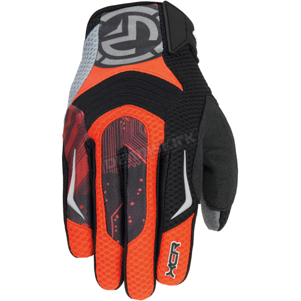 Moose Red XCR Gloves - 33302358