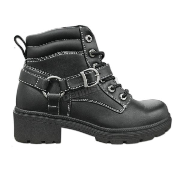 Milwaukee Motorcycle Clothing Co. Womens Paragon Boots - MB22813
