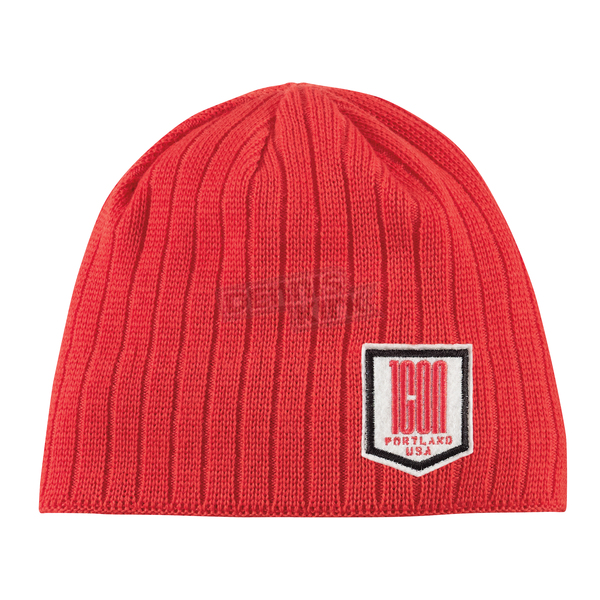 Icon Red Belafonte Beanie - 2501-1271