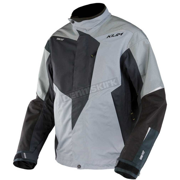 Klim Light Gray Traverse Jacket - 4050-000-140-600