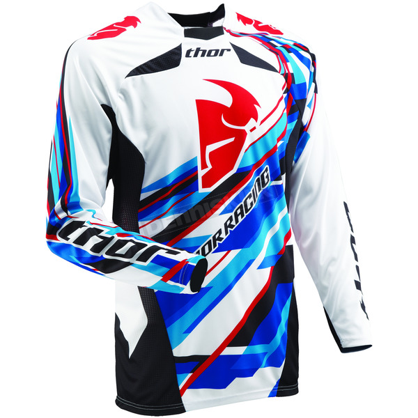 Thor Sweep Blue Core Jersey - 2910-2501
