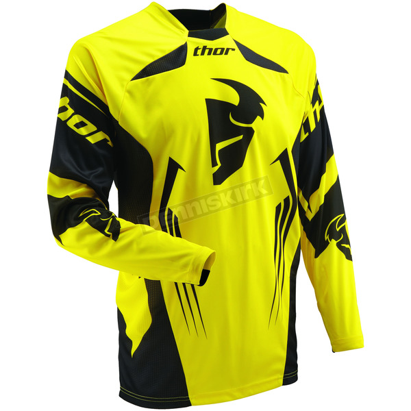 Thor Solid Yellow Core Jersey - 2910-2526