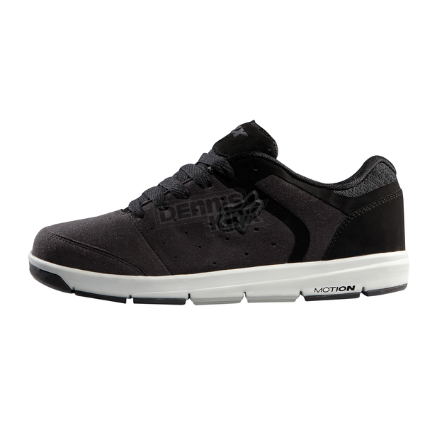 Fox Black/Gray Atmis Motion Shoes - 01351-014-9