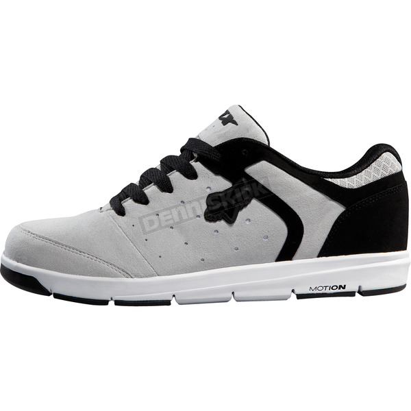 Fox Light Gray Atmis Motion Shoes - 01351-097-9