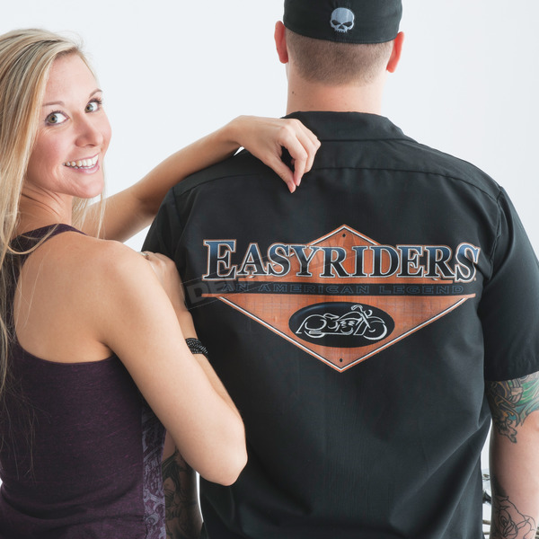 Easyriders Roadware American Legend Workshirt - 6527XXXL