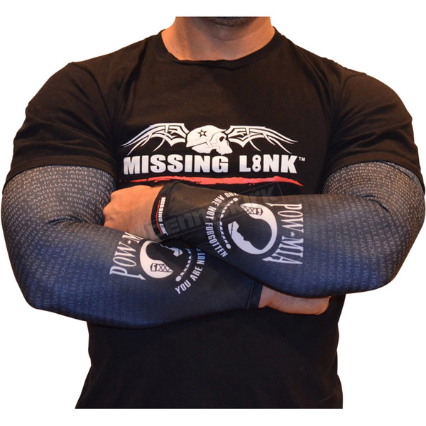 Missing Link POW/MIA Tattoo Sleeves - APPOWS