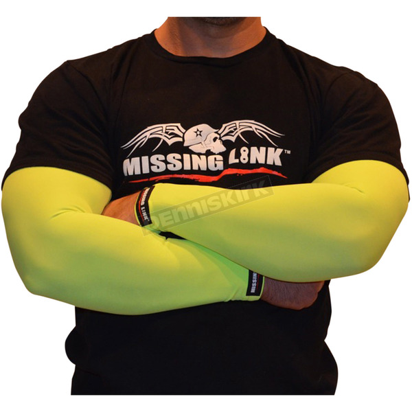 Missing Link Turn Signals Tattoo Sleeves - APTSS