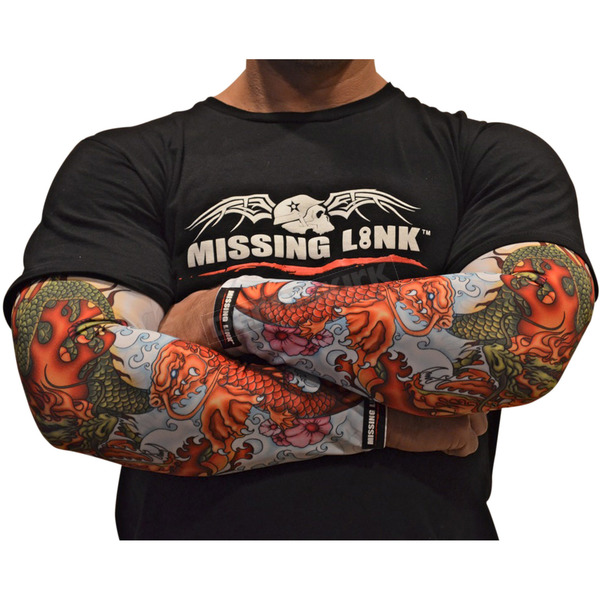 Missing Link Don't Be Coy Tattoo Sleeves - APDCL