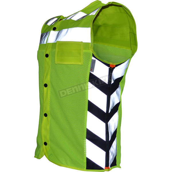 Missing Link Meshed-Up Safety Vest - MUMG4