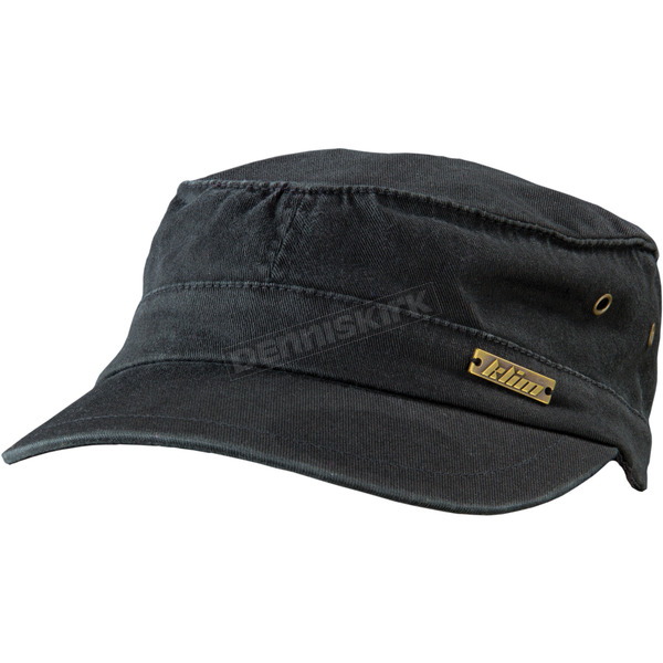 Klim Womens Black Cadet Hat (Non-Current) - 5036-140