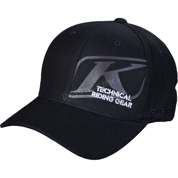 Klim Black Rider Flex Hat - 3235-140
