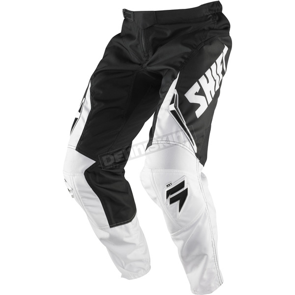 Shift Youth Black Assault Pants - 03106-001-22