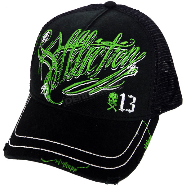 Affliction Scrawl Hat - A-5064-OS