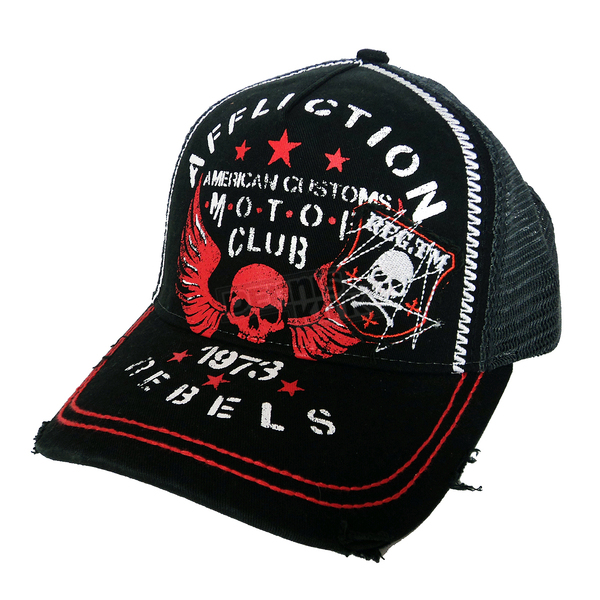Affliction Rebel Club Hat - A-5069-OS