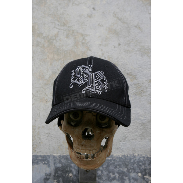 Sick Boy Motorcycles Embroidered Sick Boy Hat - BZFH-M/L