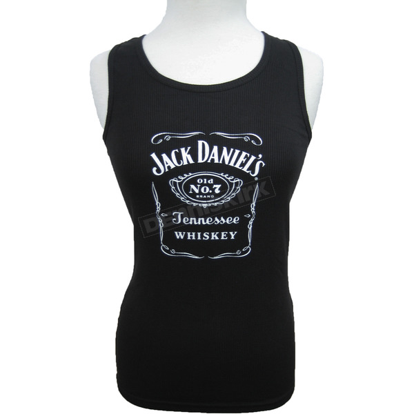 Jack Daniels Womens Label Tank - 33361404JD-89-L