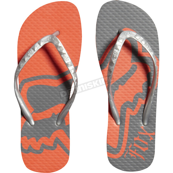 Fox Womens Melon Core Flip Flops - 04547-413-10
