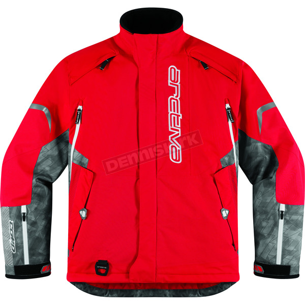 Arctiva Red Comp 8 Jacket - 3120-1055