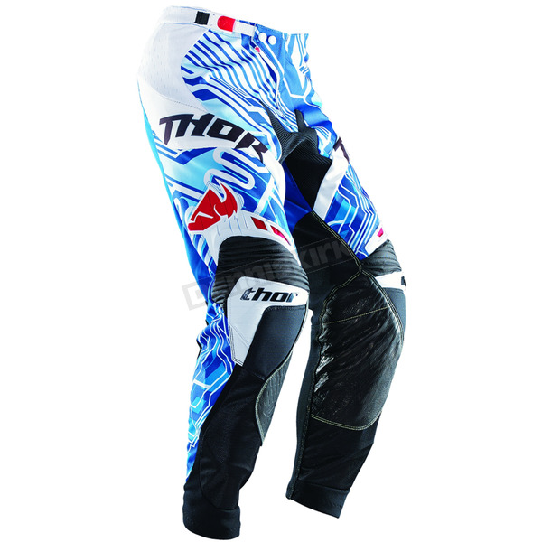 Thor Blue Fusion Core Pants - 2901-4403