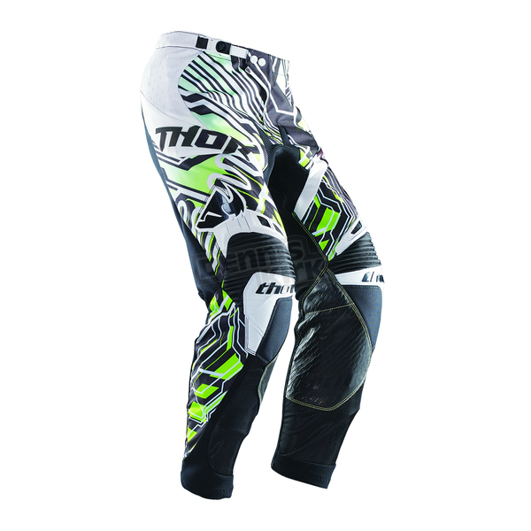Thor Green Fusion Core Pants - 2901-4412