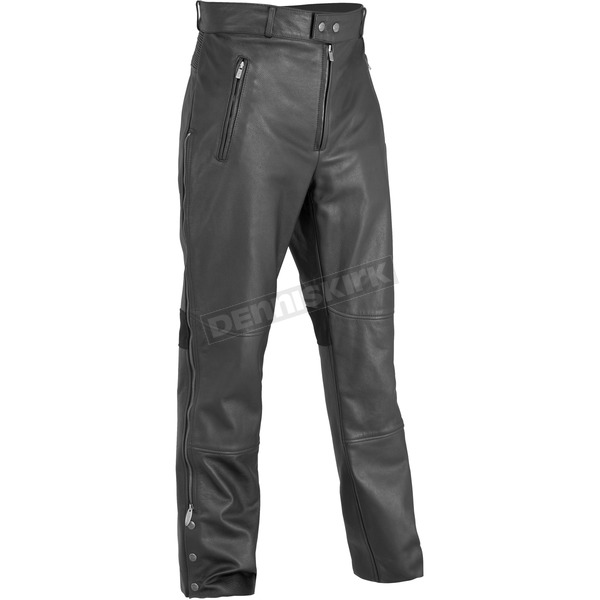 River Road Bravado II Overpant Leather Pants - 09-3615