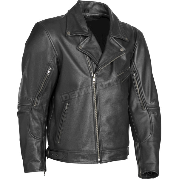 River Road Caliber Leather Jacket - 09-0769