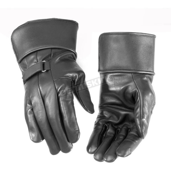River Road Custer Gauntlet Leather Gloves - 09-1578