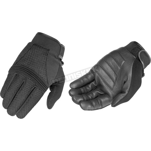 River Road Zephyr Touch Tec Leather Gloves - 09-3795