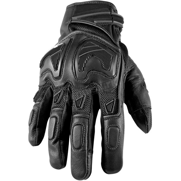 Speed and Strength Moment Of Truth SP 2.0 Leather-Mesh Gloves - 87-5116